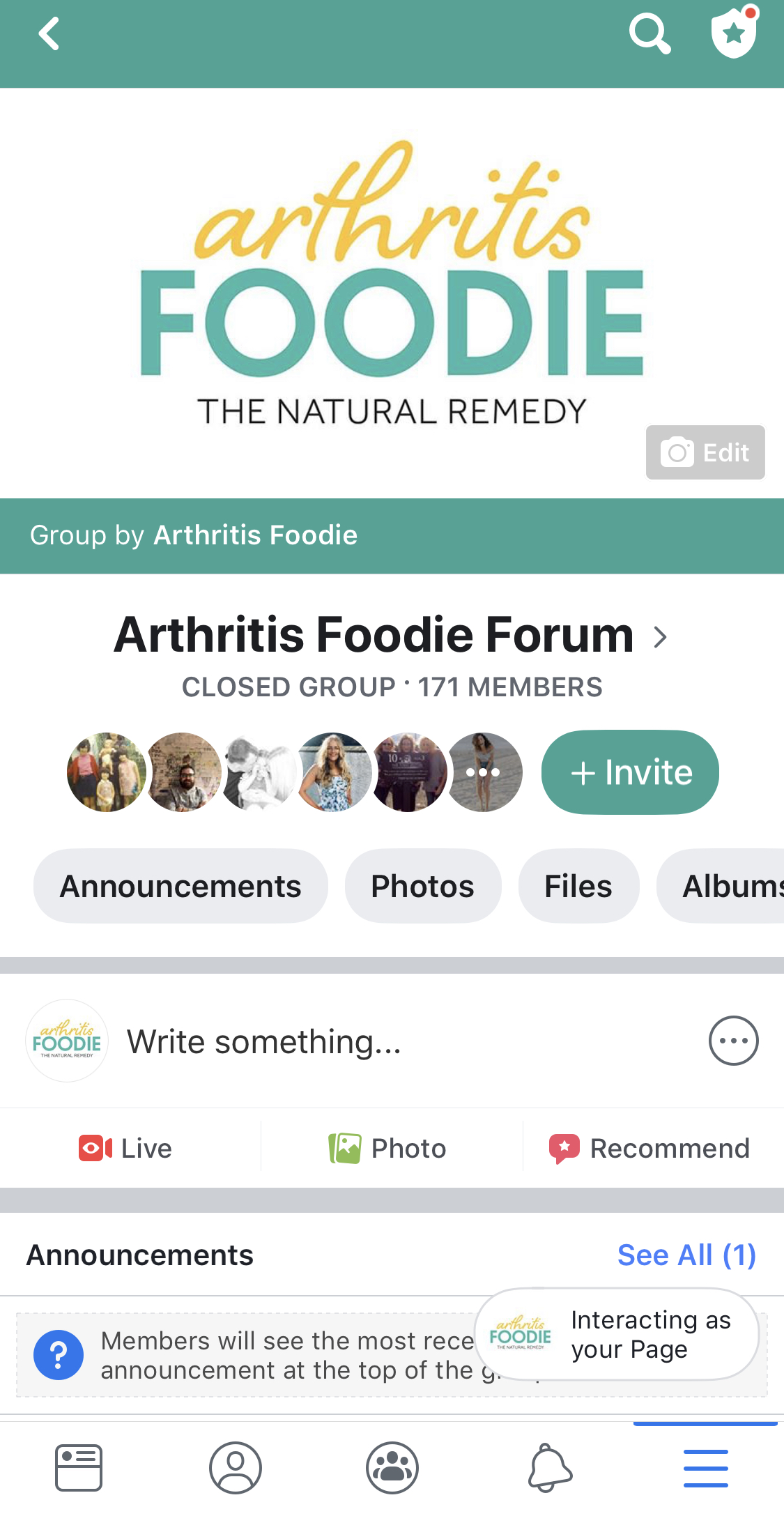 Arthritis Foodie Forum on Facebook, living with arthritis, arthritis facebook group, rheumatoid arthritis, oesteoarthritis, arthritis food, foods for arthritis, exercise for arthritis, young people with arthritis